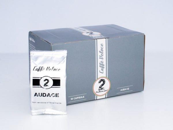 Audace - Caffè in capsule italiano