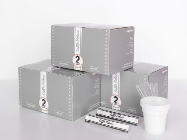 Peak Power Audace - Pack Kaffeekapseln, Kit Tools